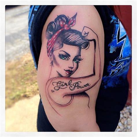 tattoo girl power 15 tatuagens no estilo girl power para inspirar e