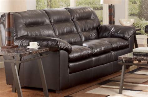 knox sofa ashley knox durablend coffee 1320038 brown sofa in los