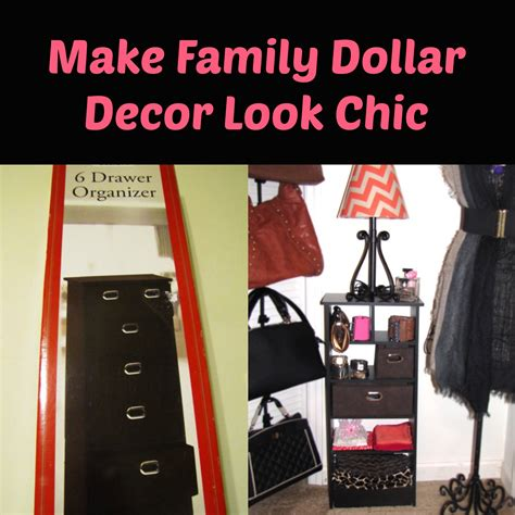 Family Dollar Store Decorations by How To Make Family Dollar Decor Look Chic Looking Fly On