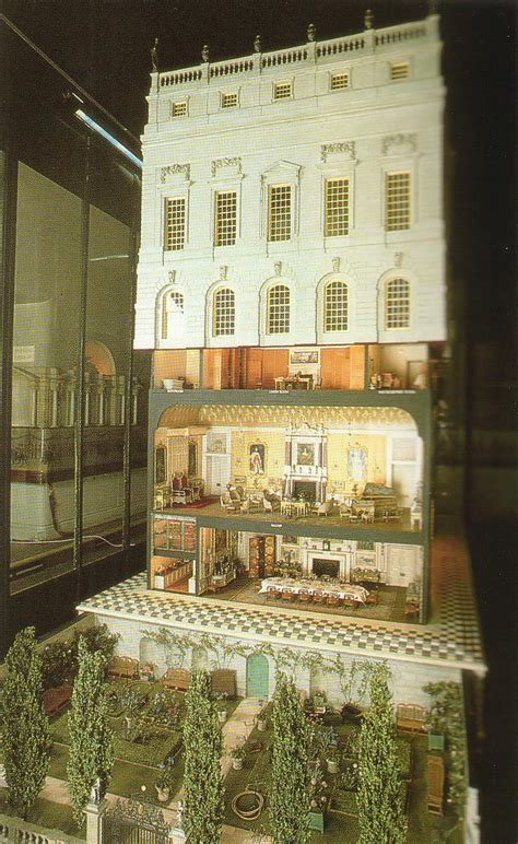 queen mary s dolls house everything in the world queen mary s dolls house