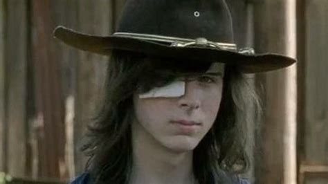 The Walking Dead Carl Grimes Poncho petition 183 frank darabont keep carl alive twd the walking dead save carl grimes 183 change org