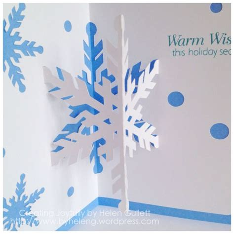 snowflake pop up card template 78 images about pop up cards on punch