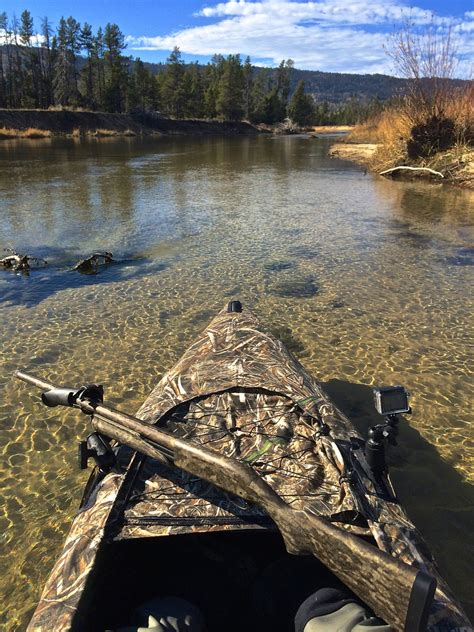 canoes for hunting kayak for duck hunting texags