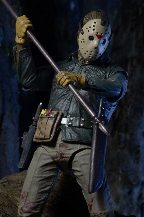 Retro Home Decor Wholesale by Closer Look Friday The 13th Part 6 Ultimate Jason 7