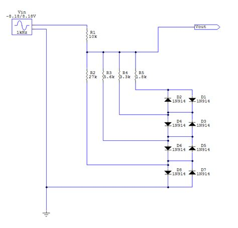 diode limiters and clers diode limiter wiki 28 images ohm s lov p 229 ac chapter 6 diode applications power supplies