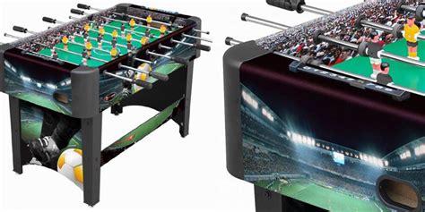 48 inch foosball table playcraft s 48 inch foosball table will help you kick