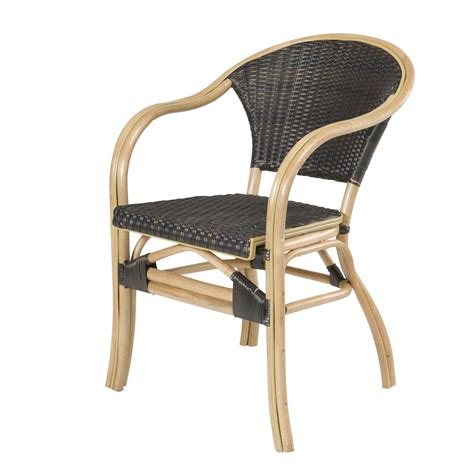 fauteuil terrasse rotin synth 233 tique rotin design