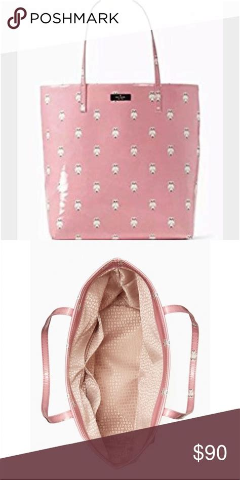 Kate Spade Bon Shopper Owl 1000 ideias sobre kate spade factory no bolsas bolsas e kate spade