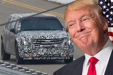 Donald The Beast by Donald Presidential Car The Beast To Be