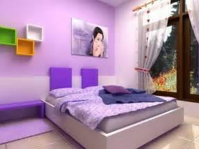 purple color schemes for bedrooms gallery for gt different shades of purple wall paint