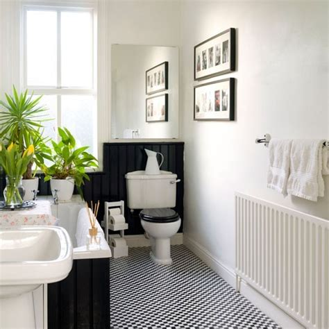bathroom pictures black and white 71 cool black and white bathroom design ideas digsdigs