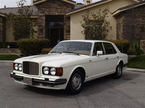 bentley turbo r 1989 bentley turbo r 4 door sedan 170239