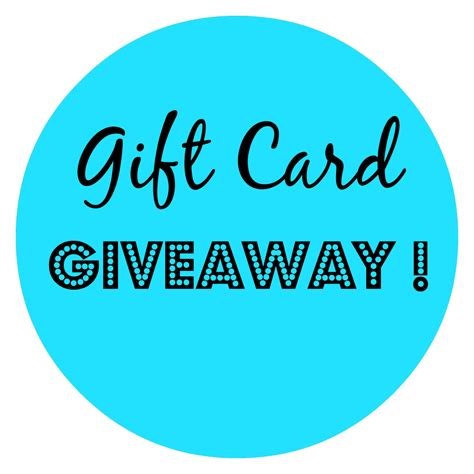 Giveaway Gifts - sears gift card giveaway more with less today