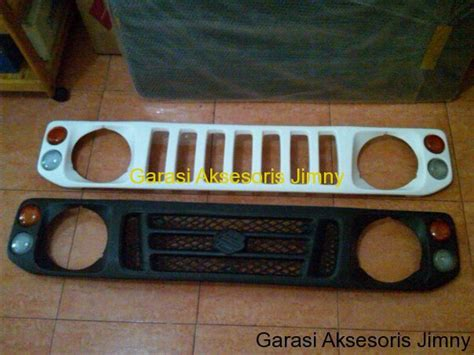 Grille Hammer Polos Lu Kotak For Suzuki Jimny Exterior Products Garasi Aksesoris Jimny