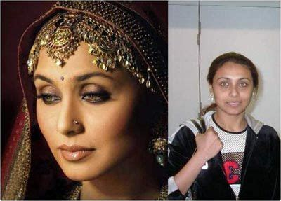 Gamis Rani Djohar Syar I 8 shocking photos of actresses without makeup