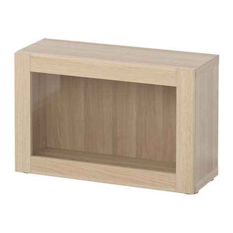 besta shelf unit with glass doors best 197 shelf unit with glass door sindvik white stained oak effect ikea