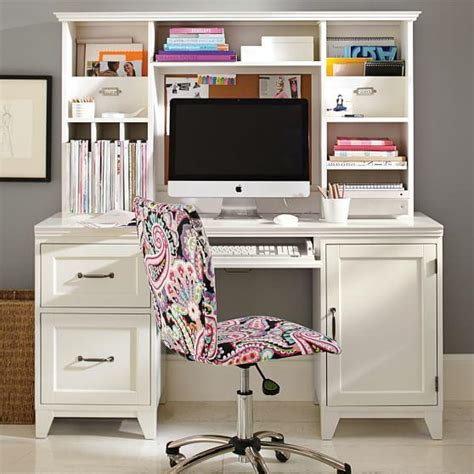 desks for teenage girls hton desk from pbteen bedroom