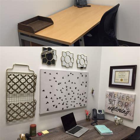 decorating  generic office space peel  stick fake