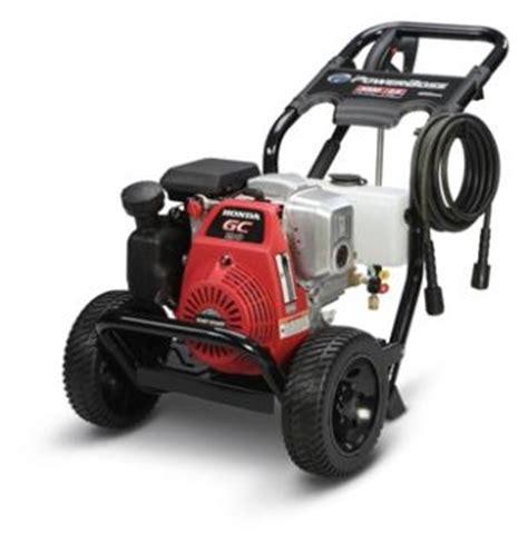 honda power washer 3000 psi powerboss 20309 2 5 gpm 3000 psi gas pressure