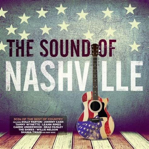 country music cs nashville the sound of nashville cd1 mp3 buy full tracklist