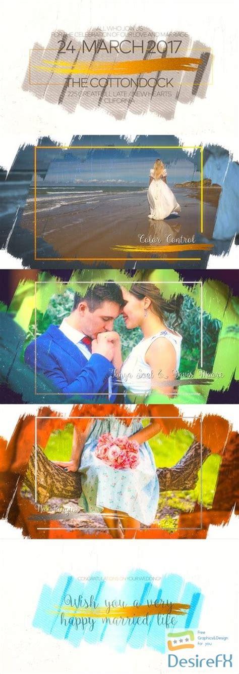 Wedding Invitation Slideshows Free