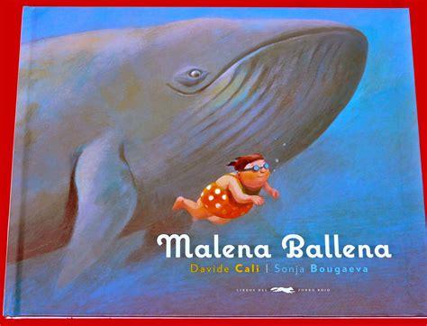 malena la ballena pdf malena ballena cuentos