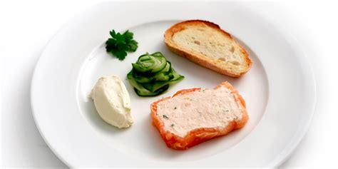 smoked salmon terrine recipe salmon terrine recipe great british chefs