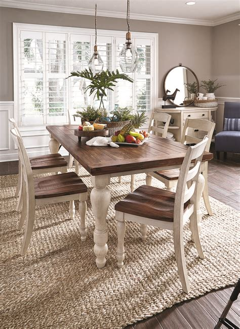 furniture kitchen table set best 20 farmhouse table chairs ideas on