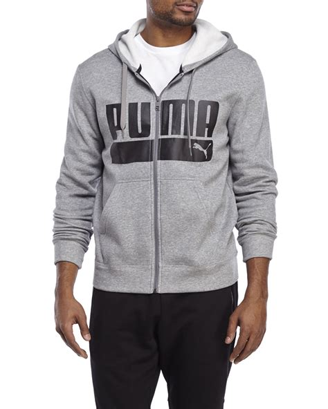 logo zip up hoodie shop s clothing accessories century 21 department store