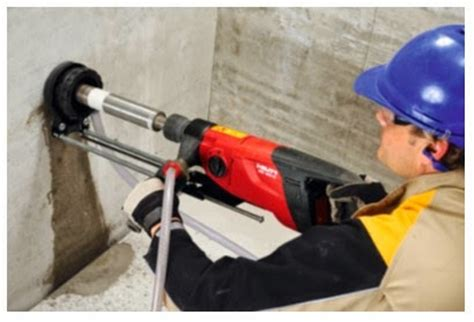 Mesin Bor Surabaya jual mesin alat coring beton hilti dd 150 jasa coring