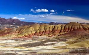 Interior Design Utah by John Day Fossil Beds National Monument Painted Hills