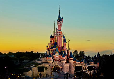 disneyland paris gorgeous sparkling streets of france uk holiday news