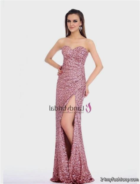 Erotokritos Glitter Dresses At My Wardrobecom by Pink Sequin Dresses 2016 2017 B2b Fashion