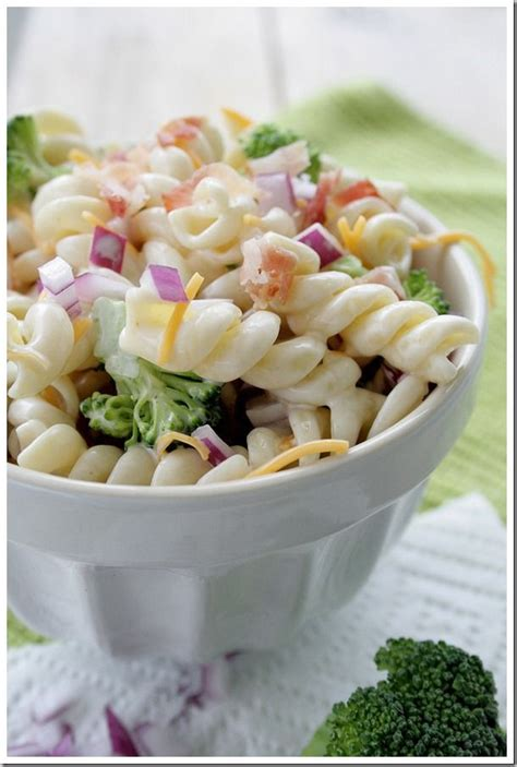 amazing pasta salad you have to try this one
