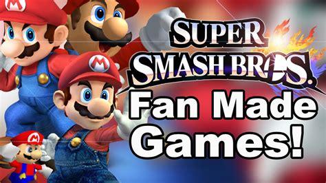smash bros fan top 3 smash bros fan made