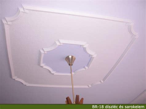 cornici da soffitto in polistirolo cornici in gesso parete soffitto mod liscio da