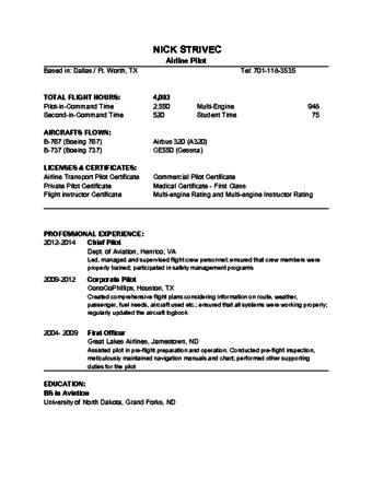 Entry Level Pilot Resume by Entry Level Pilot Resume Fresh 56 Luxury Resume Help Nyc