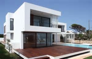 house front design ideas uk contemporary summer house in menorca freshome com