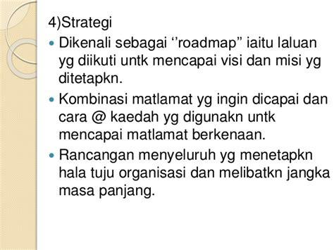 langkah2 membuat struktur organisasi perancangan strategik