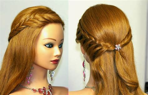 simple homecoming hairstyles for hair hairstyle for
