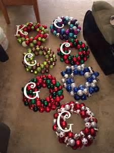 diy wreaths with ornaments 16 diy wreaths for front door coco29