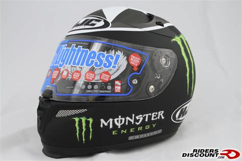 kawasaki motocross helmets hjc ben spies monster replica helmets kawasaki