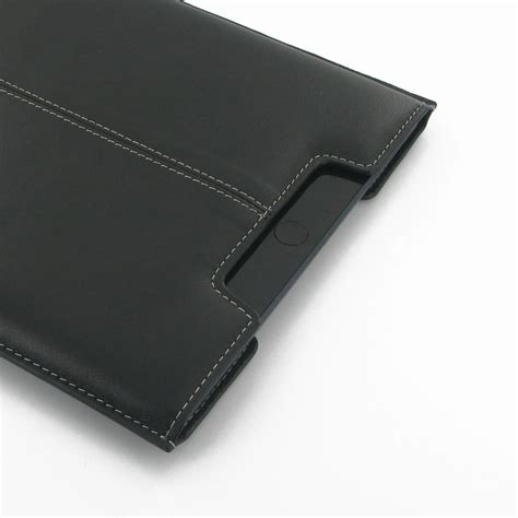 Primary Original Leather Pouch Pro 97 pro 9 7 quot leather sleeve pouch pdair flip cover