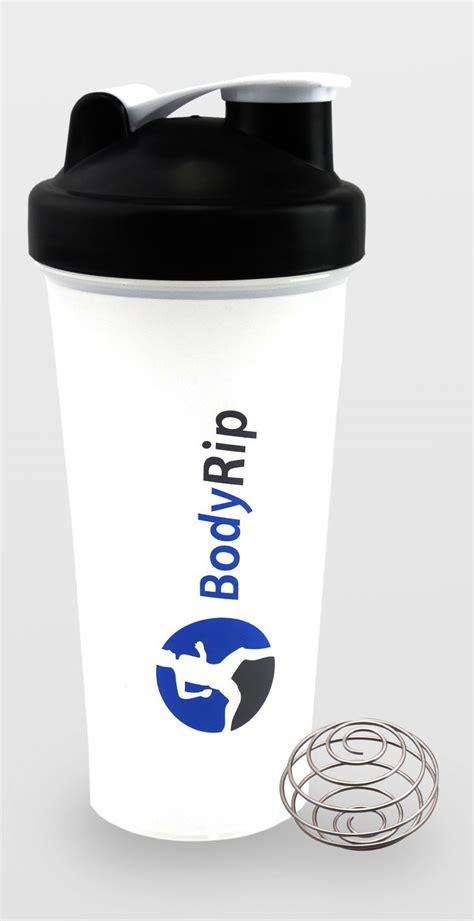 Shake Blender Bottle bodyrip 600ml 20oz protein shaker blender mixer bottle cup