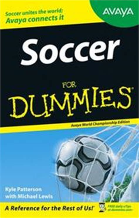 upholstery for dummies book soccer for dummies open library