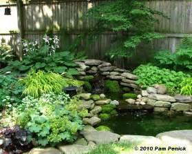 small shade garden ideas photograph in another garden down