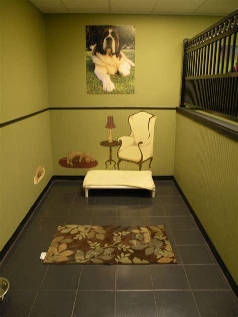 luxury dog boarding suites inspiration room