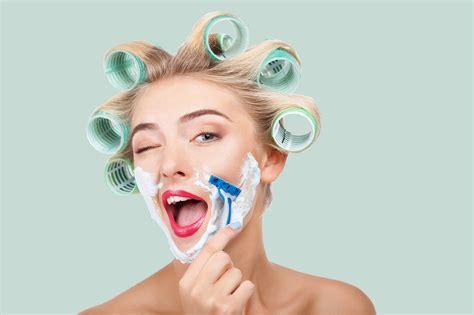 new women shaving trends beauty trend dermaplaning or shaving your face for women