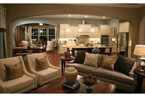 open floor plan living room furniture arrangement pinterest the world s catalog of ideas