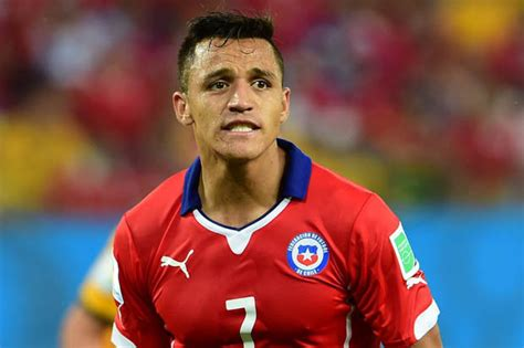 alexis sanchez reddit chile s alexis sanchez reveals refereeing concerns ahead